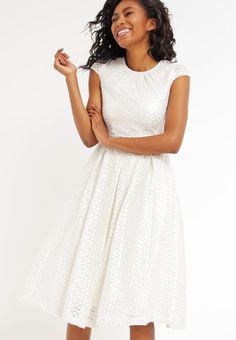 Vestidos blancos cortos zalando