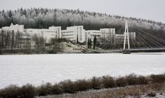 From the early 1950s to the 1970s, architect Alvar Aalto planned a complex of buildings at Finland's University of Jyväskylä using in brick, wood, and glass, each designed to sit harmoniously with the surrounding landscape. Officially commissioned to transform the campus after winning a competition in 1951, Aalto mapped out the site in the style of acropolis layouts in ancient Greece, inspired by the town's reputation among its residents as the Athens of the North. That time-tested…