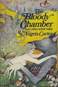 """""""She herself is a haunted house. She does not possess herself; her ancestors sometimes come and peer out of the windows of her eyes and that is very frightening."""" ― Angela Carter, The Bloody Chamber and Other Stories"""