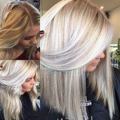 Creamy blonde ♡