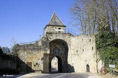 Mouzon, Porte de Bourgogne