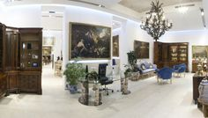Galleria Antiquariato Giglio - Milano - Foto 4 Sito Web: www.antichitagiglio.it Oriental, Milano, Luxury, Design, Trendy Tree
