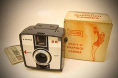 Wards 25 Snapshot Camera