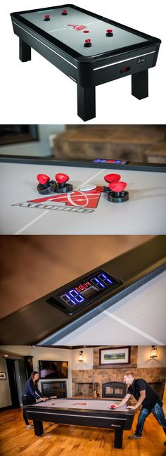Air Hockey 36275: New 84 Air Hockey Table Set Ea Sports 7 Powered Indoor  Kids Arcade Game BUY IT NOW ONLY: $559.98 | Air Hockey 36275 | Pinterest |  Arcade ...