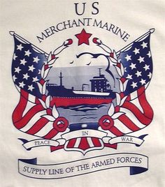 Merchant marine - they STILL are the supply line for the armed forces - my KP grad hubs loves heading for Diego Garcia!