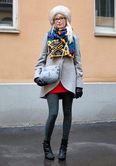 Heidi - Hel Looks - Street Style from Helsinki