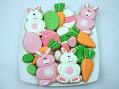 Easter Sugar Cookies   sometimes it s the strangest detail that ends up being