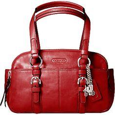 Coach handbag Live a luscious life with LUSCIOUS: www.myLusciousLife.com 12/15/13