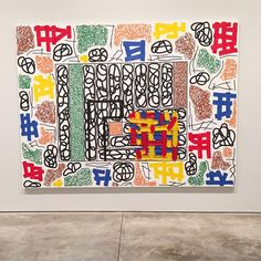 Jonathan Lasker at Cheim and Read