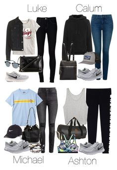 """""""5SOS Styles: NIKE 5.0 Free Runs in White"""" by fivesecondsofinspiration ❤ liked on Polyvore featuring NIKE, NYDJ, adidas Originals, Patagonia, Kara, H&M, Ström, Topshop, Carven and ASOS"""