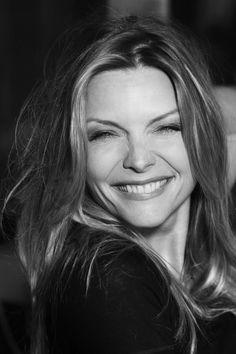 Michelle Pfeiffer Smiles #LoudounOrthodontics www.loudounorthodontics.com