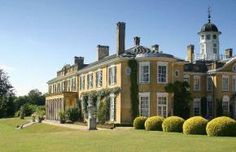 Polesden Lacey, Surrey - lots of fun activities for children and a beautiful setting