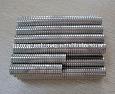 factory directly wholesale strong disc neodymium magnet , sintered round ndfeb magnet ,N35 neodymium magnet $0.1~$1