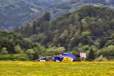 Felipe Nasr Friday Practice Austria