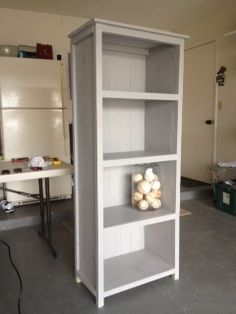 Ana White   Kentwood Bookshelf - DIY Projects