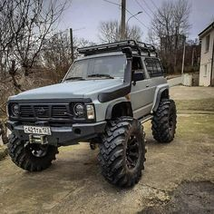4x4 Off Road, Nissan Patrol, Sexy Cars, Offroad, Jeep, Safari, Monster Trucks, Action, Vehicles