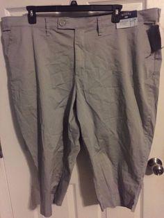 NWT Kim Rogers 18W Plus Size Pants Short Length Tummy Control ...