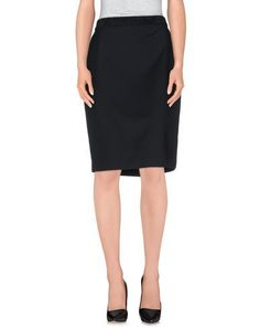 BY MALENE BIRGER Knee Length Skirt. #bymalenebirger #cloth #dress #top #skirt #pant #coat #jacket #jecket #beachwear #