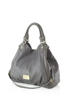 Marc by Marc Jacobs Classic Q Francesca in Faded aluminum...perfect for mommy