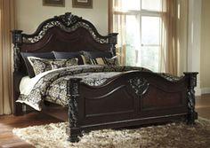 Mattiner Queen Poster Bed