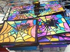 Image result for fall art projects for 2nd graders