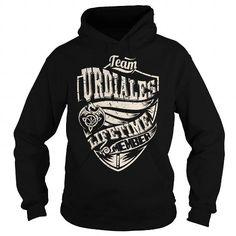 I Love Team URDIALES Lifetime Member (Dragon) - Last Name, Surname T-Shirt Shirts & Tees