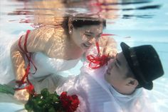 underwater engagement Underwater, Shrimp, Engagement, Style, Swag, Under The Water, Engagements, Outfits