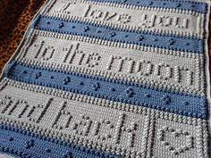 Ravelry: loz2010's. | Crochet Blanket Pattern by Jody Pyott. ||