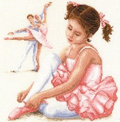 ballerina cross stitch pattern free | ballet cross stitch download free now information for women cross ...