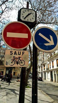 Opasteet Rue Brealla