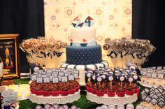 MISCELÂNEA DA CARLINHA: Decoração - festa infantil para meninos e meninos/meninas