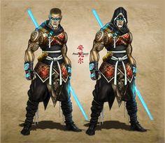 Warrior Monk, Anwar Gant on ArtStation at http://www.artstation.com/artwork/warrior-monk-6b18d93a-ec19-4eec-9644-d726fa3dc27d
