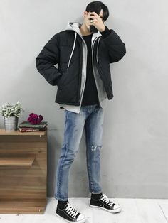 Ideas Clothes For Teens Men Style Korean Fashion Men, Ulzzang Fashion, Kpop Fashion, Mens Fashion, Fashion Outfits, Korean Outfits, Retro Outfits, Outfits For Teens, Casual Outfits