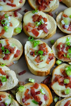 Cheesy Bacon Bread Recipe ~ out of this world delicious!