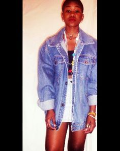 #DenimJacket♥