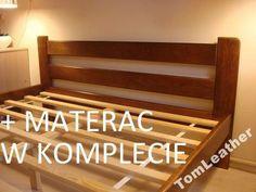 ŁÓŻKO 180X200 BEZ SĘKÓW kolory +STELAŻ+ MATERAC