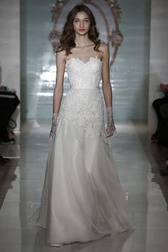 Reem Acra Bridal Spring 2015 - Slideshow - Runway, Fashion Week, Fashion Shows, Reviews and Fashion Images - WWD.com