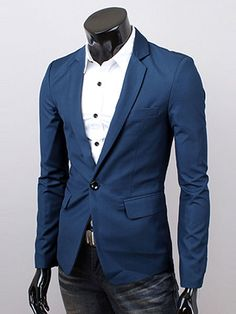 Your Guide to Buying a Cobalt Blue Blazer for Men