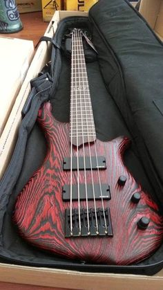 *Mayones gothic bass