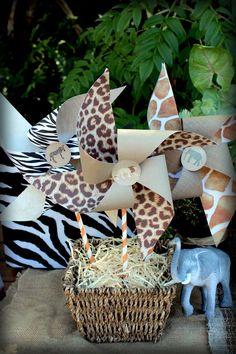 Festa de um ano para meninos: Safari - Bagagem de MãeBagagem de Mãe