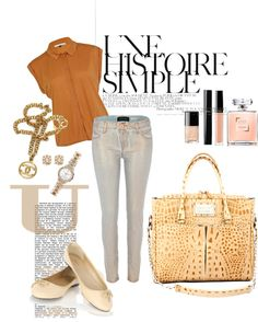 """Vanilla."" by spilewicz on Polyvore"