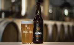Anarkhia Beer on Packaging of the World - Creative Package Design Gallery