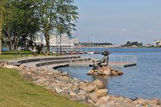 Siller Landschaftsarchitekten Kiel Heiligenhafen Promenade