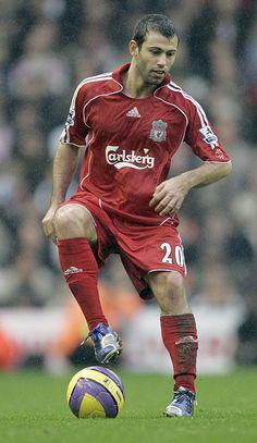 Javier Mascherano - 2007-2010