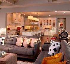 Fun decor- great layout- open concept- LJKoike