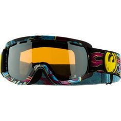 Dragon Lil D Goggle - Kids' Migraine/Ionized, One Size by Dragon. Save 16 Off!. $54.60. Don't make your kid suffer through another season of using inferior hand-me-down eyewearAAAset them up with the Dragon Lil D Goggles. Anti-fog lenses, plush face foam, and a helmet-compatible fit keep your mini-shredder stoked all season.Product FeaturesFrame Material: polyurethaneHelmet Compatible: yesEyeglass Compatible: noPolarized Lens: noVentilation: uni-directional airflow systemGrip Strap: noFac...