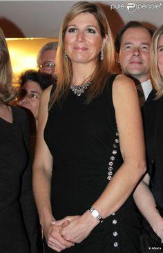 Crown Princess Maxima....