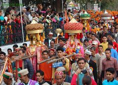 Mandi Shivratri Fair  celebration is of international standard. So having widespread popularity all across globe. Gods and goddesses from 81 temples of Mandi are specially invited to attend the celebration of Maha Shiv Ratri
