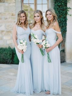 Love the color of these bridesmaids dresses | bridesmaids | | bridesmaid dresses | #bridesmaids #bridesmaiddresses http://www.roughluxejewelry.com/