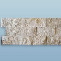 Finally, a truly DIY stone veneer, one that requires no mortar or trowel. We see it as a beautiful new way to replace vinyl siding or disguise cinder block. Or just glue the jigsaw panel pieces to an interior accent wall, stand back, and admire what looks to everyone else like dry-laid natural stones. ModulaStone, by Pierrexpert; $9.50 per square foot; modulastone.com